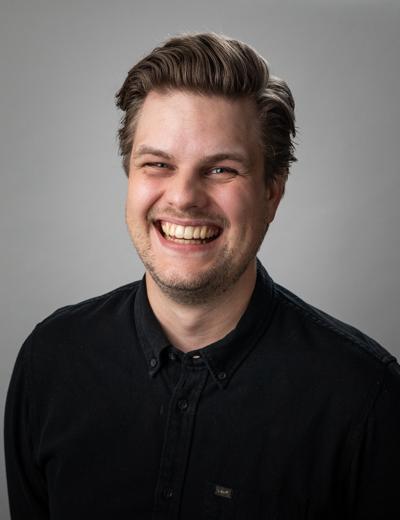 Fredrik Bäckman