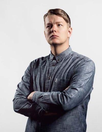 Kalle-Petter Wilkman
